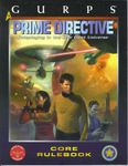 RPG Item: GURPS Prime Directive (3E)