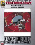 RPG Item: Nano-Robotic Personal Area Networks