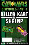 Board Game: Car Wars Fifth Edition Starter Set, Division 5 - Set 1