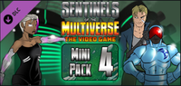 Video Game: Sentinels of the Multiverse - Mini-Pack 4