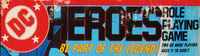 RPG: DC Heroes (1st Edition)