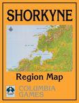 RPG Item: Shorkyne Region Map