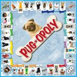 Board Game: Pug-opoly