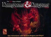 Board Game: The New Easy to Master Dungeons & Dragons