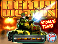 Video Game: Heavy Weapon Deluxe
