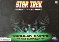 Board Game: Star Trek: Fleet Captains – Romulan Empire