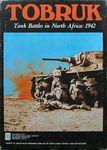 Board Game: Tobruk:  Tank Battles in North Africa 1942