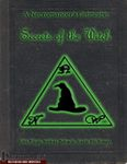 RPG Item: Secrets of the Witch