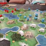 Board Game: Clans of Caledonia