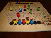 Board Game: Ortus