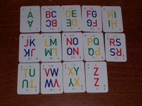 Board Game: Alphabet Runner