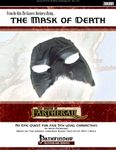 RPG Item: The Mask of Death