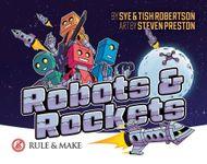 Board Game: Robots & Rockets
