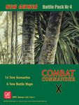 Board Game: Combat Commander: Battle Pack #4 – New Guinea
