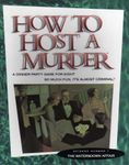 Board Game: How to Host a Murder: The Watersdown Affair