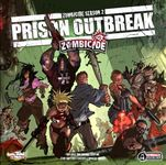 Board Game: Zombicide Season 2: Prison Outbreak