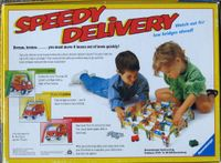 Board Game: Speedy Delivery