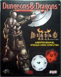 Board Game: Dungeons & Dragons Adventure Game: Diablo II Edition