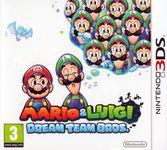 Video Game: Mario & Luigi: Dream Team