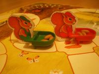 Board Game: The Squirrel Game