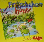 Board Game: Fröschchen, hüpf!