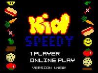 Video Game: Kid Speedy