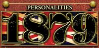 Series: 1879 Personalities