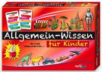 Board Game: Allgemein-Wissen für Kinder