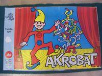 Board Game: Stacrobats