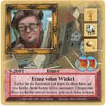 Board Game: Die Siedler von Catan: Das Kartenspiel – Sonderkarte 2009 – Franz vohm Winkel