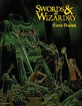 RPG Item: Swords & Wizardry: Core Rules (Fourth Printing)