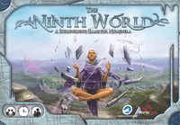 Board Game: The Ninth World: A Skillbuilding Game for Numenera