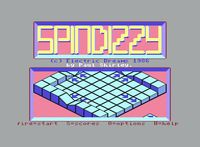 Video Game: Spindizzy