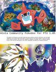 RPG Item: Alola Community Pokédex