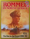 Board Game: Rommel in North Africa: The War in the Desert 1941-42