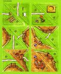 Board Game: Carcassonne: Halb so wild II