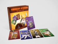 Board Game: Kombat Kittens