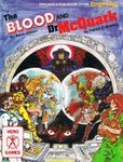 RPG Item: The Blood and Dr. McQuark