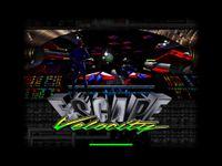 Video Game: Escape Velocity