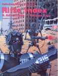 RPG Item: Rifts Index & Adventures: Volume Two
