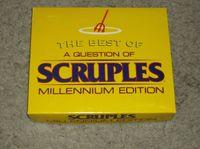 Board Game: Scruples: Millennium Edition