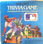 Board Game: Golden Trivia Game: Major League Baseball Edition