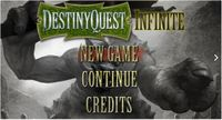 Video Game: DestinyQuest Infinite