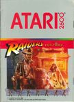 Video Game: Raiders of the Lost Ark