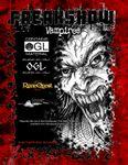 RPG Item: Freakshow: Vampires