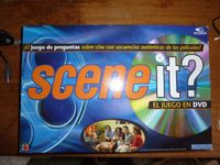Board Game: Scene It? Movie