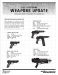 RPG Item: Weapons Update