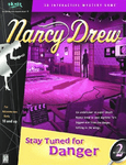 Video Game: Nancy Drew: #2 Stay Tuned for Danger