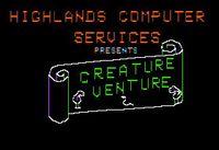Video Game: Creature Venture