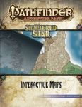 RPG Item: Shattered Star Interactive Maps Set